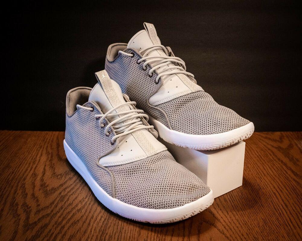 0adb74f4879 Nike Jordan Eclipse Dust Grey Mist White US Mens 11 724010-003 Sneaker Shoes   fashion  clothing  shoes  accessories  mensshoes  athleticshoes (ebay link)