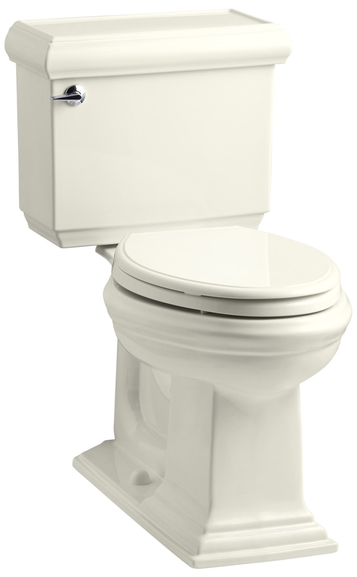 Memoirs Classic Comfort Height Two Piece Elongated 1 6 Gpf Toilet