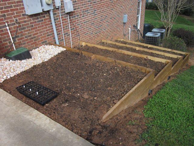tiered garden bed (Eric's side garden?) - Tiered Garden Bed (Eric's Side Garden?) Garden Pinterest