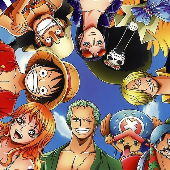 One Piece Straw Hats One piece anime, Anime, One piece manga