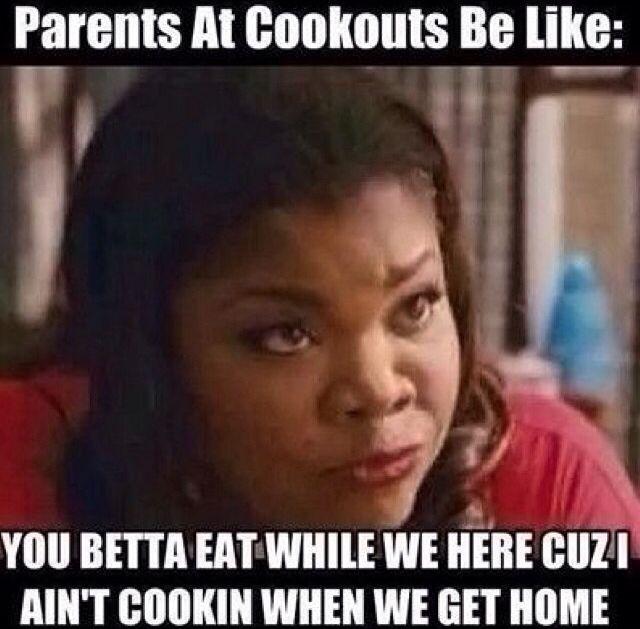 e6cad5440fde51407534a25454240dee parents at cookouts funny stuff pinterest funny posts, memes