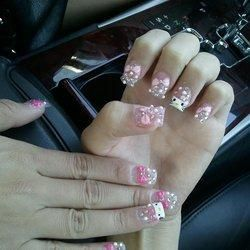 Kelli Shared The Best Nail Salons In Huntington Beach Best Nail Salon Nails Nail Salon