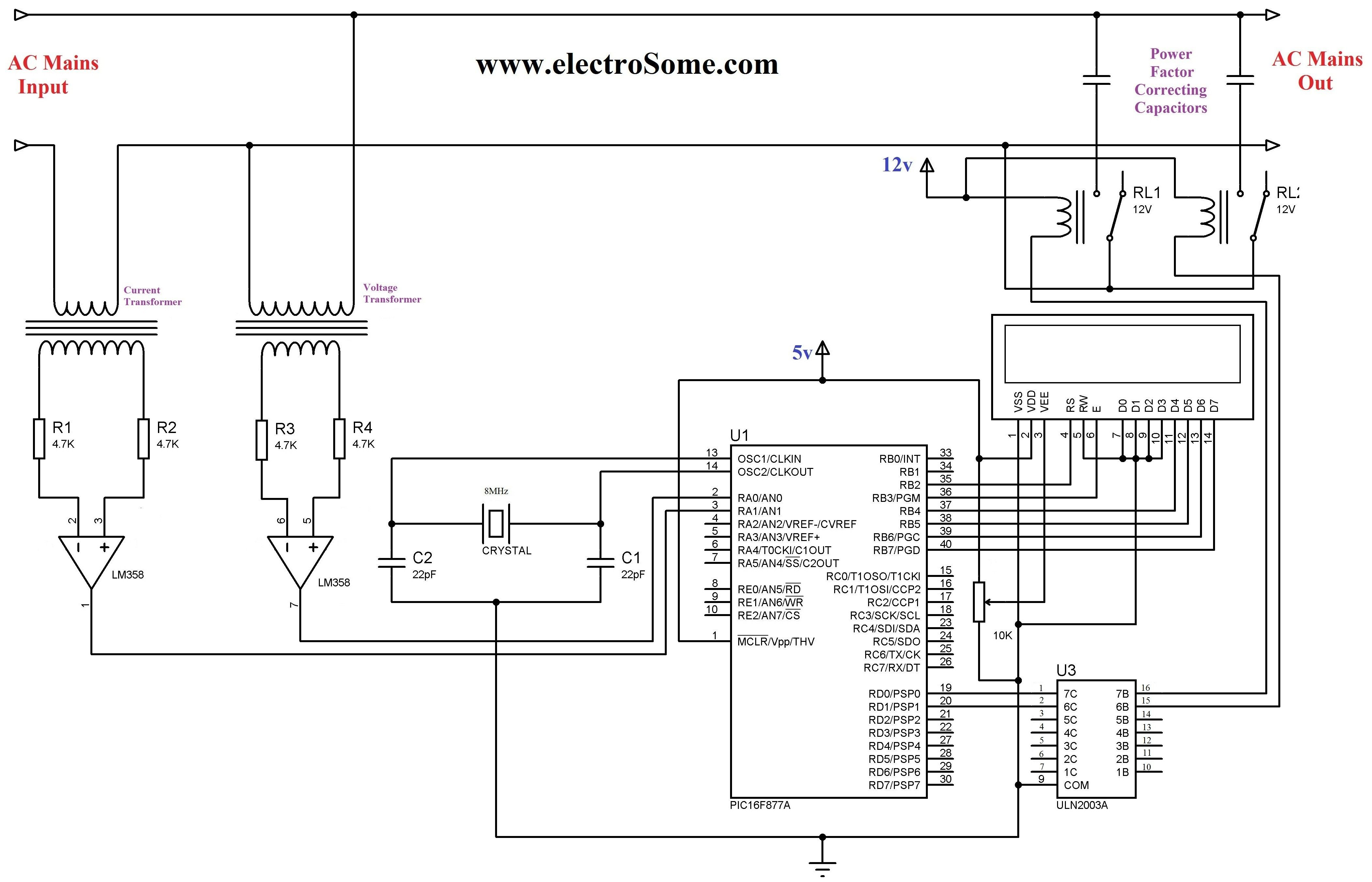 New Control Wiring Diagram Definition Diagram