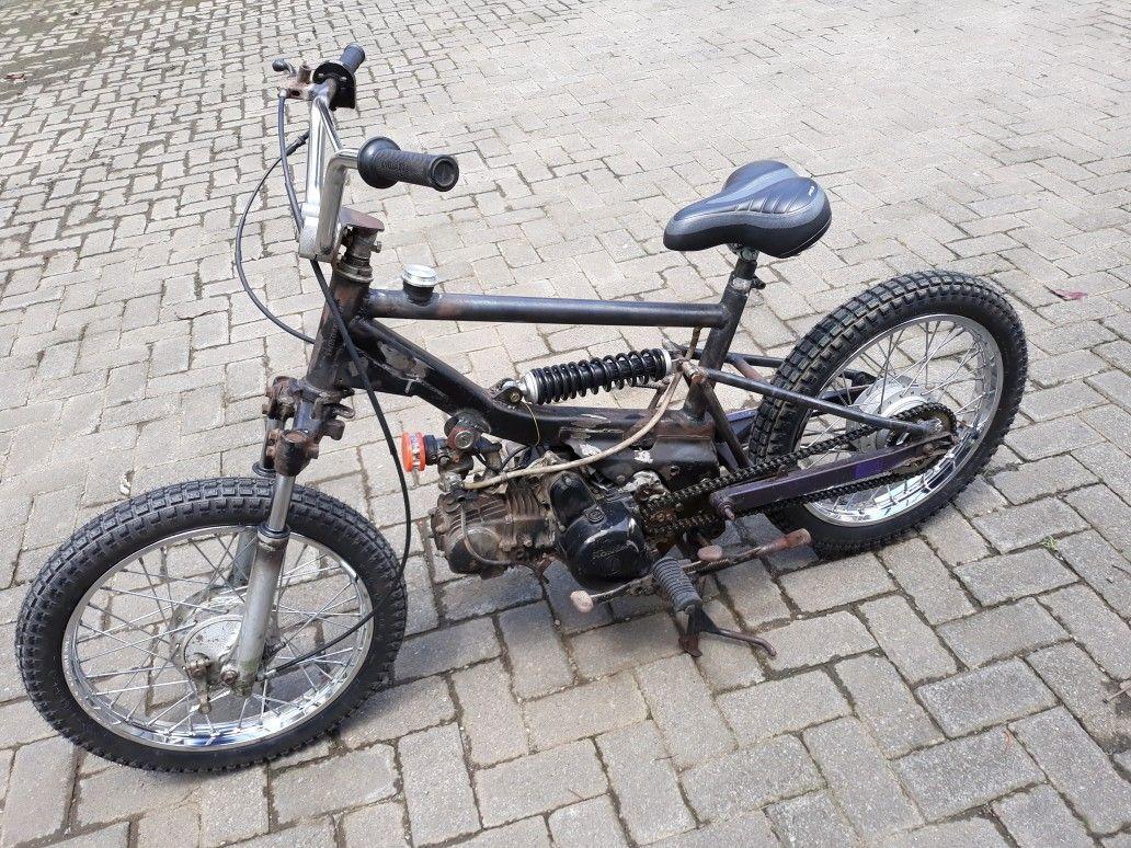 Modif Motor Bmx Sepeda Bmx