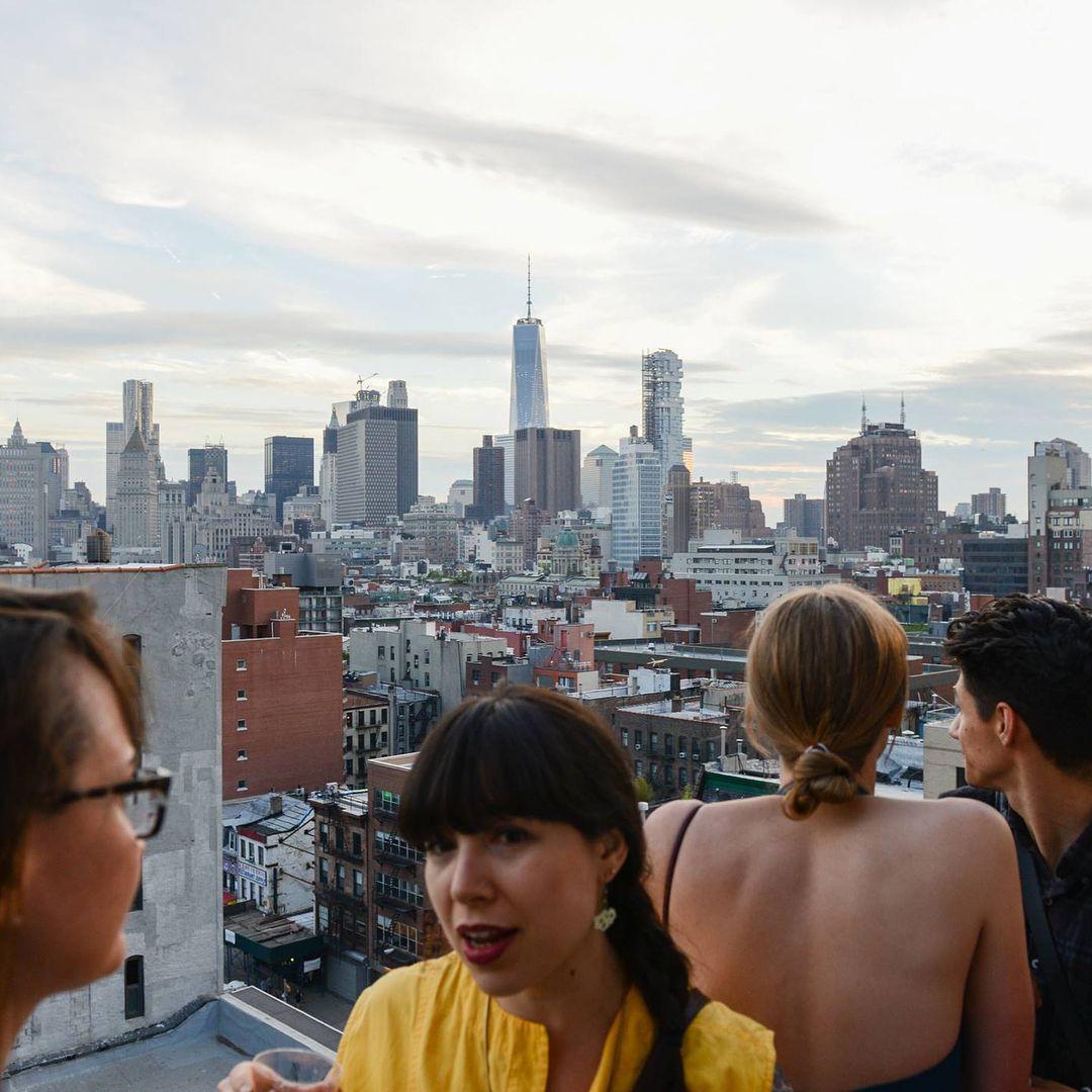 Sky Room NYC Dress Code