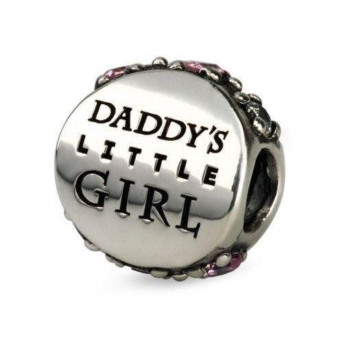 Daddy S Little Girl Daddys Little Girls Bead Charm Bracelet Daddys Little Princess