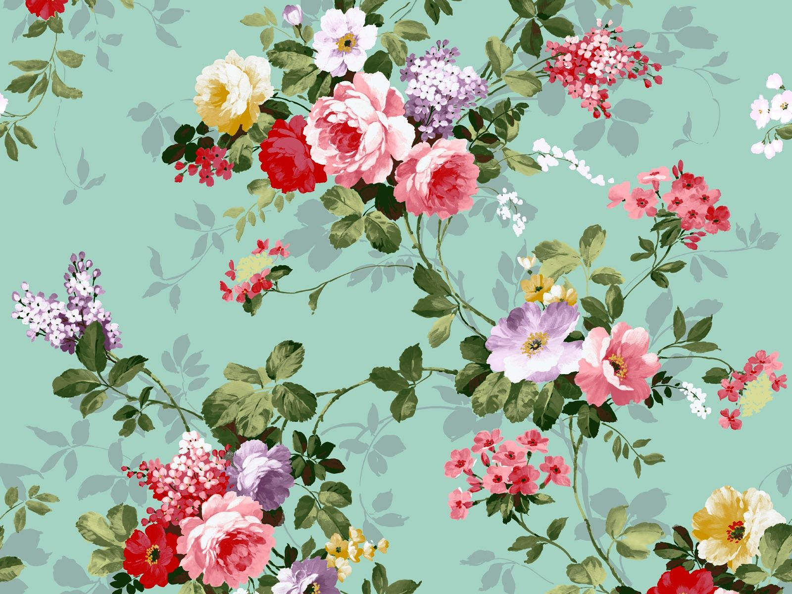 Floral Background Tumblr Wallpaper High Quality With Images