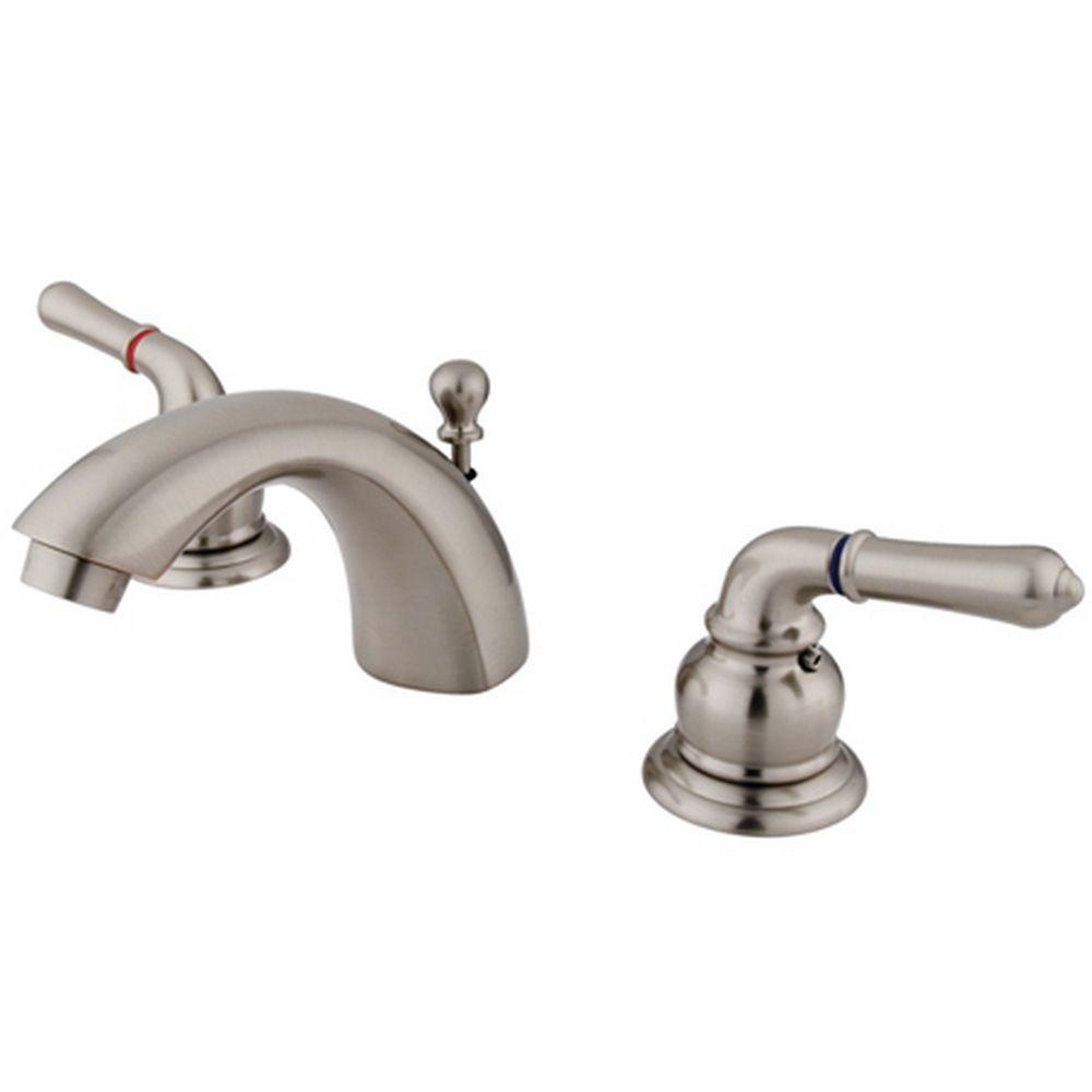 Overstock Bathroom Faucets - Home Depot
