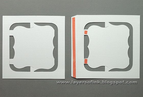 Layers Of Ink Tutorial Four Seasons Accordion Booklet Accordion Cards Cricut Craft Room Accordion