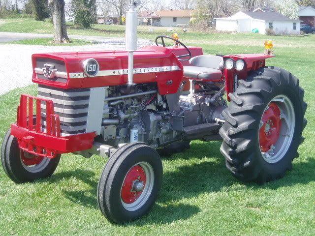 Massey Ferguson 150 : Afbeeldingsresultaat voor massey ferguson tractor mf