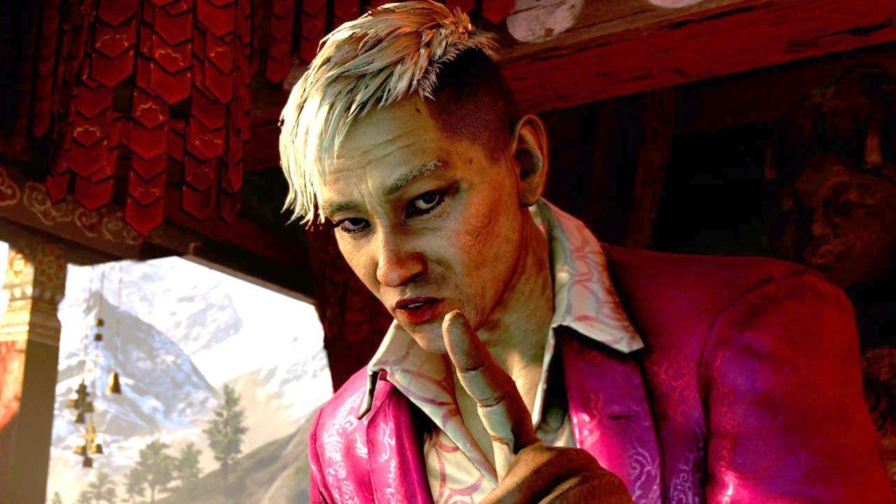 Far Cry 4 Pagan Min Trailer