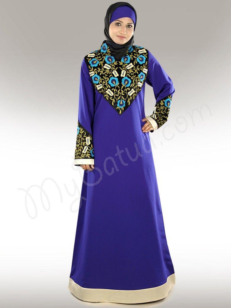 Ayah Abaya in Regular and Plus Sizes - www.mybatua.com ...