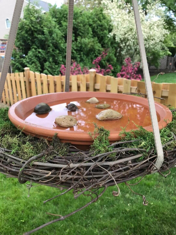 Photo of 24 cute DIY birdbath ideas that you can easily make for your garden