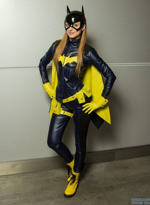 this is maybe our favourite batgirl of burnside cosplayer yet costumes pinterest. Black Bedroom Furniture Sets. Home Design Ideas