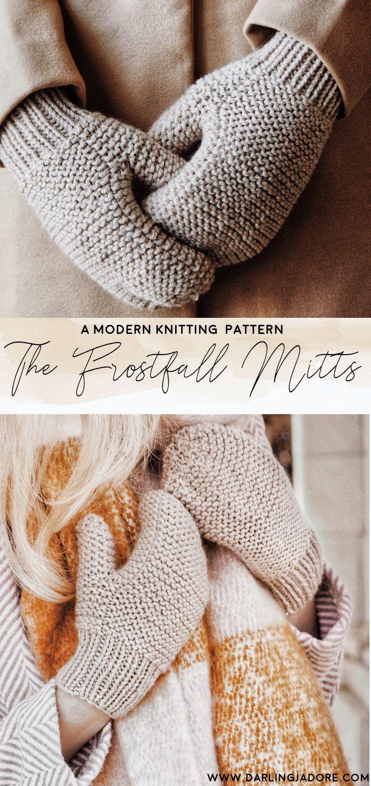 Photo of #knit #knittedmitts #knittedmittens #knittingpattern #knittingpatterns