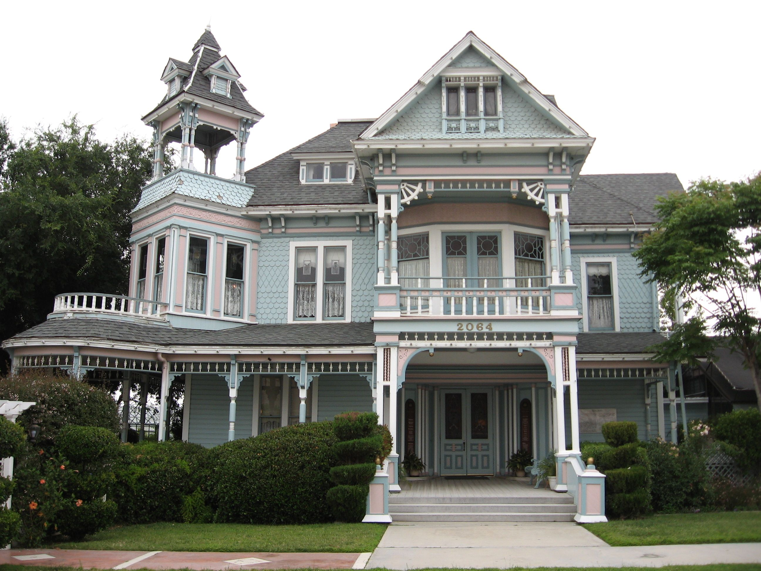 1890 edwards mansion in redlands, california | our family memories