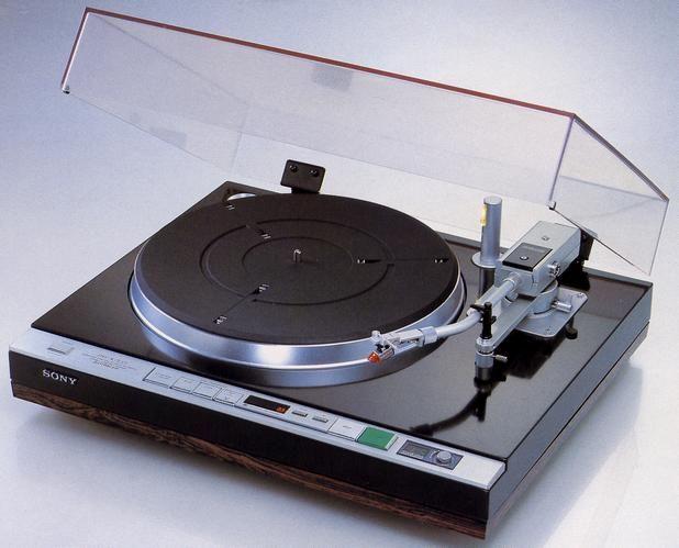 SONY PS-X700  1981