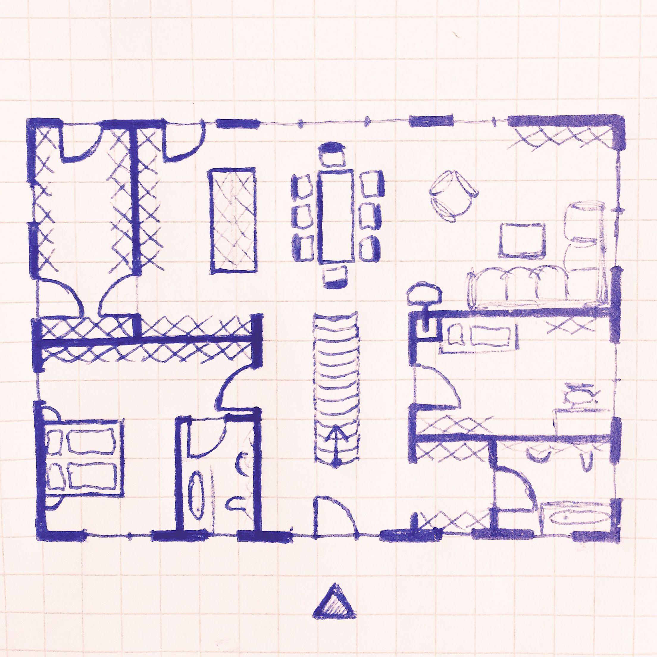 Bungalow 150qm | GRUNDRISSE by Wohnjunkie | Bungalow, Floor plans ...