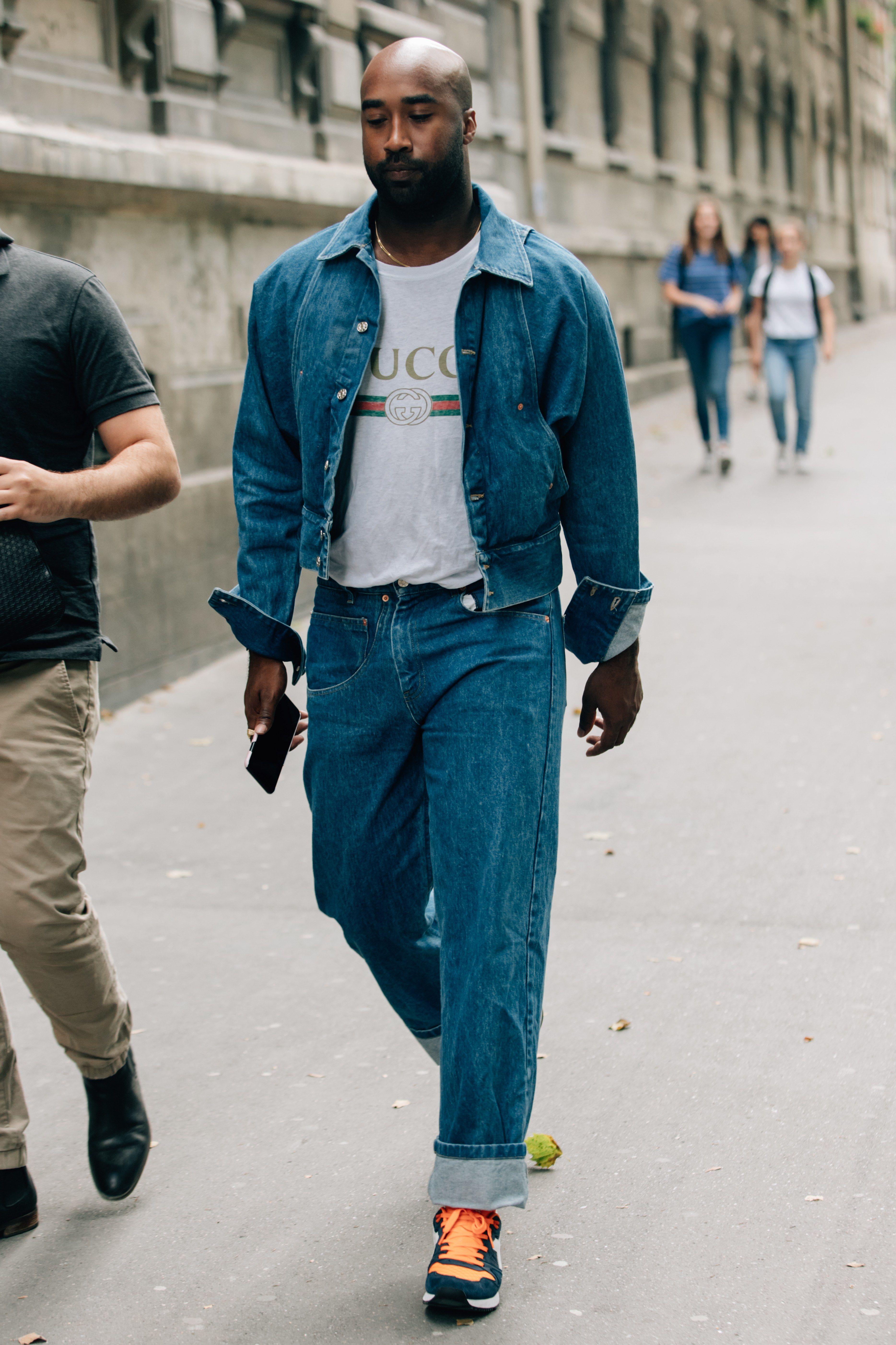 Style Street fashion men
