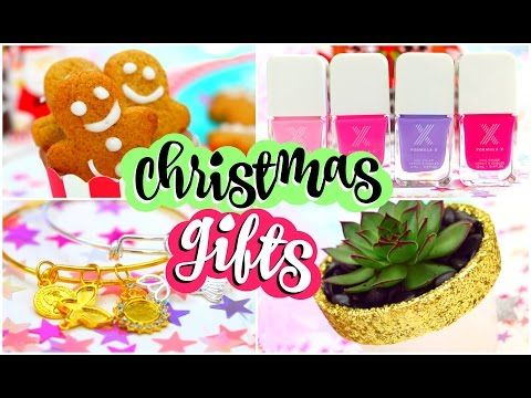 Diy Christmas Gifts Easy Diy Gift Ideas Everyone Will Love