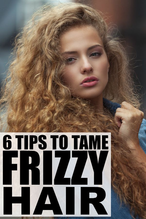 How To Style Frizzy Hair Frizzy Hair Tips  Frizzy Hair Curly And Conditioning