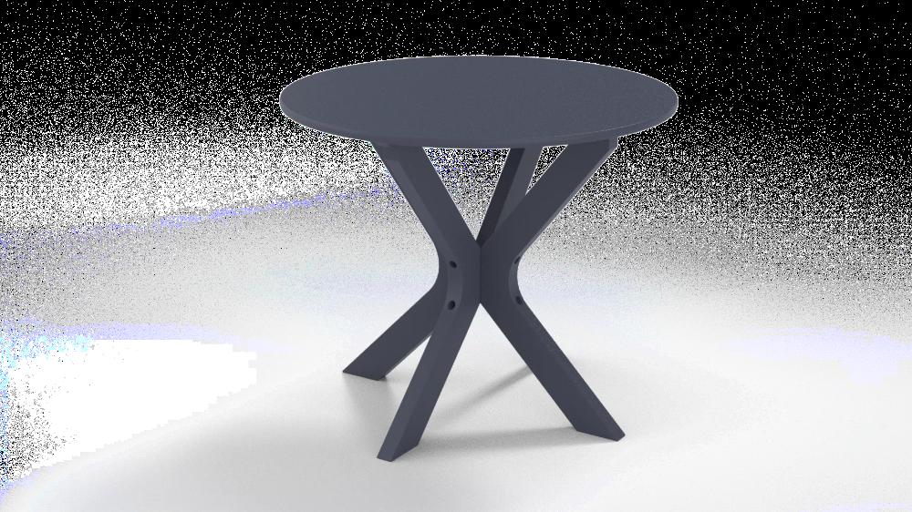 Wexler Plastic Side Table Modern Table Legs Side Table Deep Seat Cushions