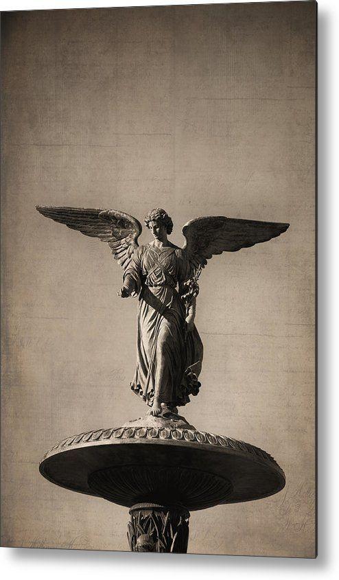 Angel Of Waters Metal Print by Zina Zinchik | Pinterest