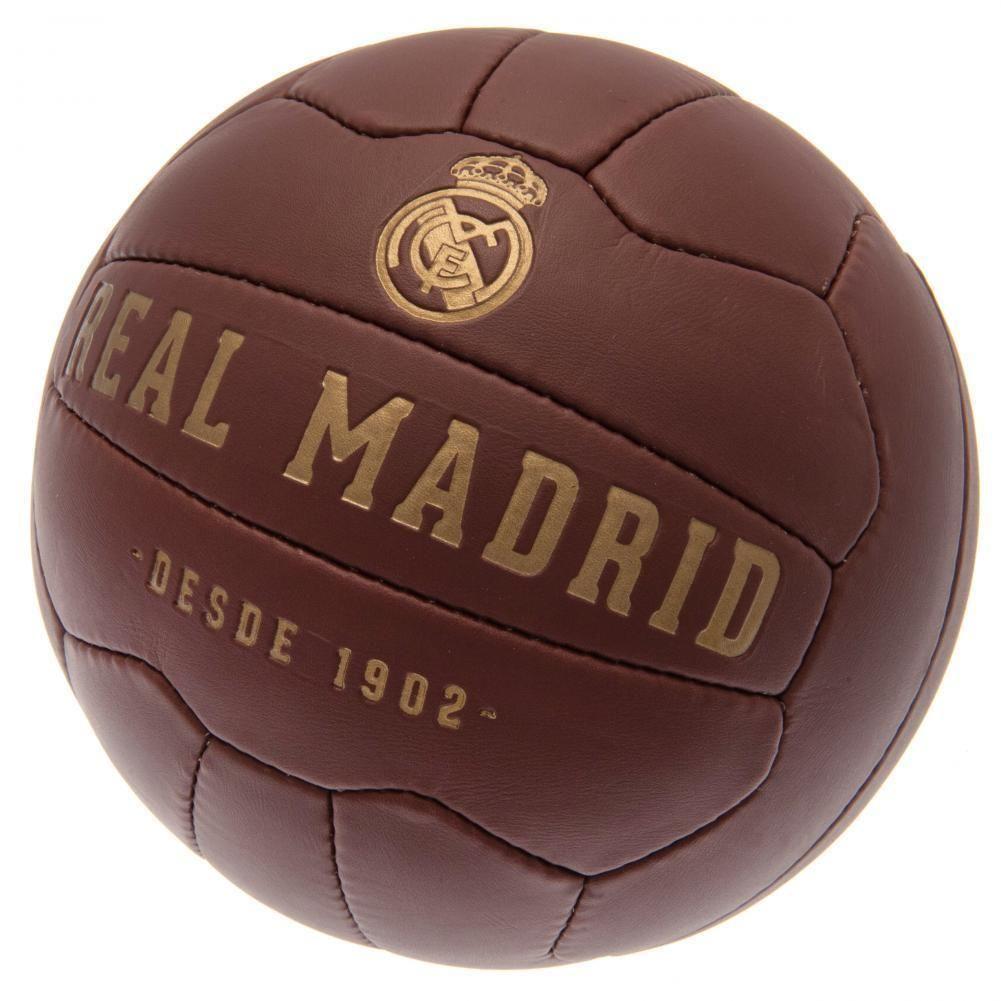 Rétro Heritage Football Real Madrid F.C