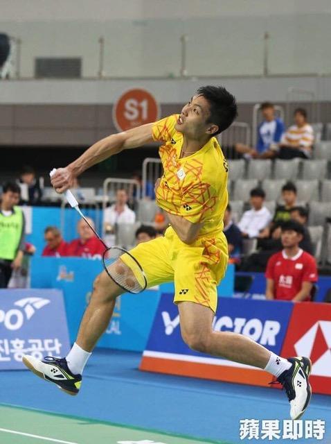 World Class Badminton Player Chou Tien Chen On The Gyrotonic Method Gyrotonic Badminton Athlete Players