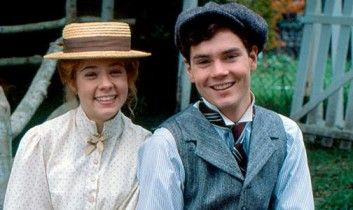 Anne Gilbert Jonathan Crombie Anne Of Green Gables Green Gables