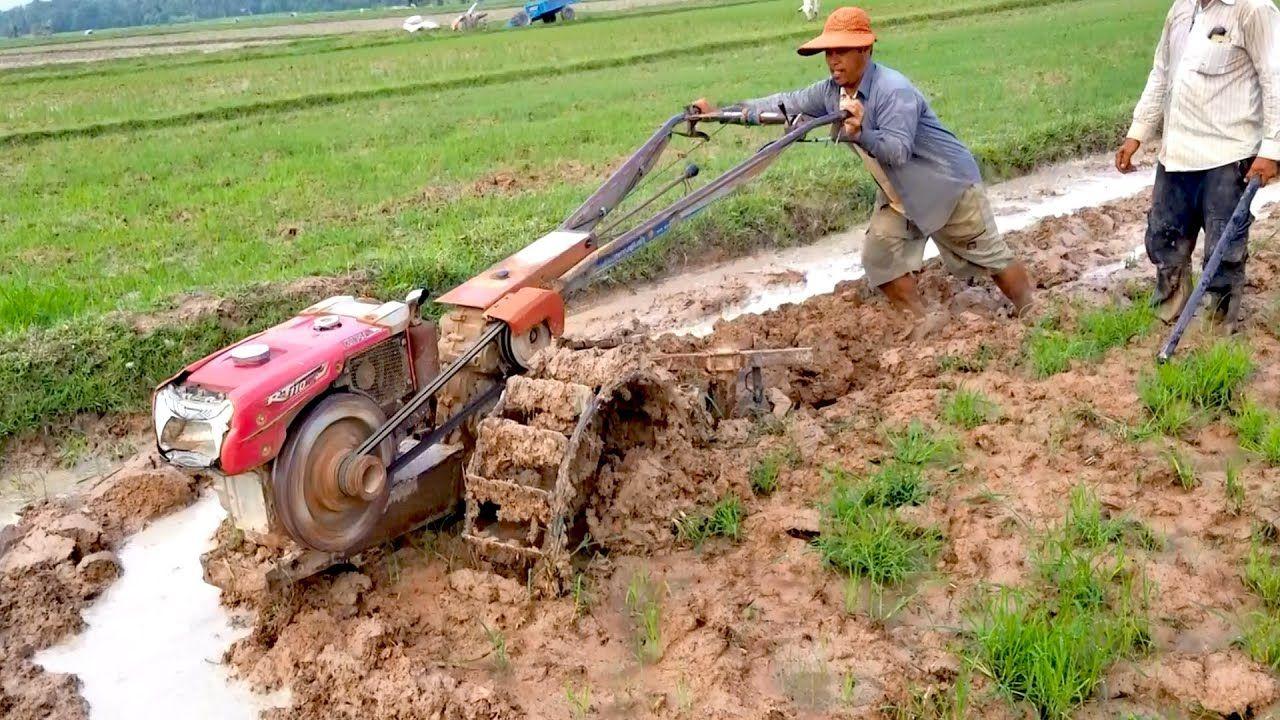 Tractor Kubota RT120 stuck in mud (With images) Kubota