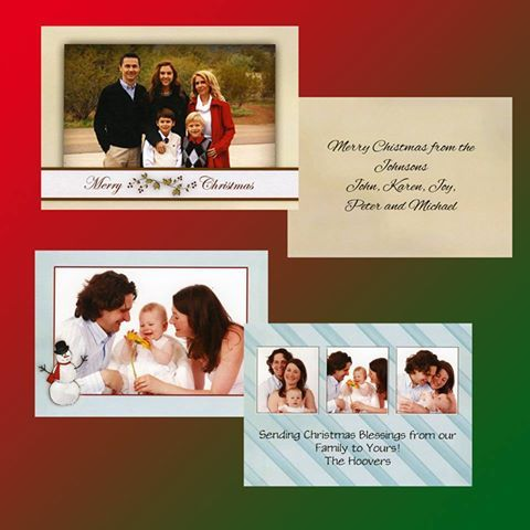 Do You Always Scramble To Get Your Christmas Cards In The Mail