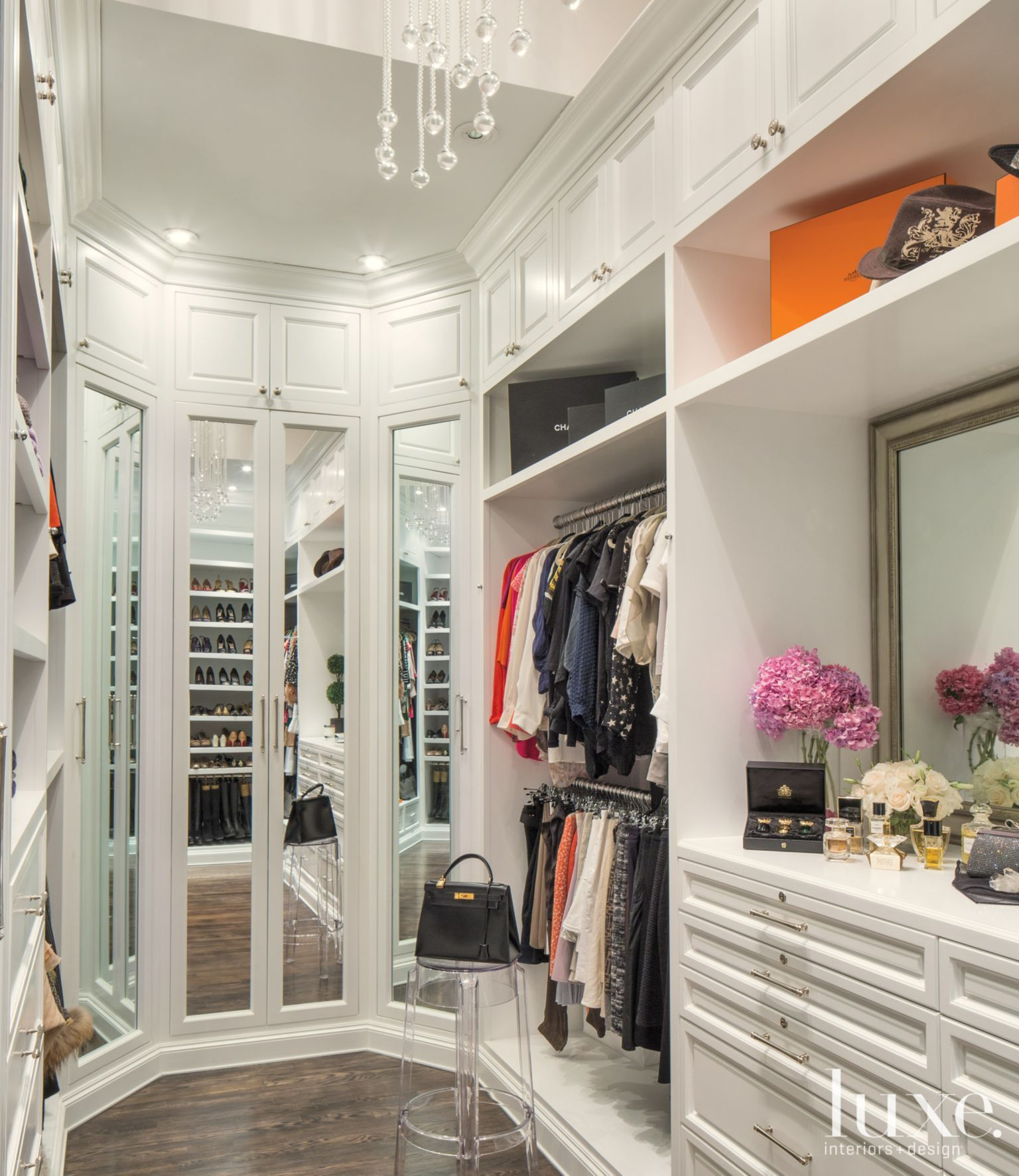 Closet In Bedroom Decor Property 10 most popular living rooms on pinterest | luxedaily  design