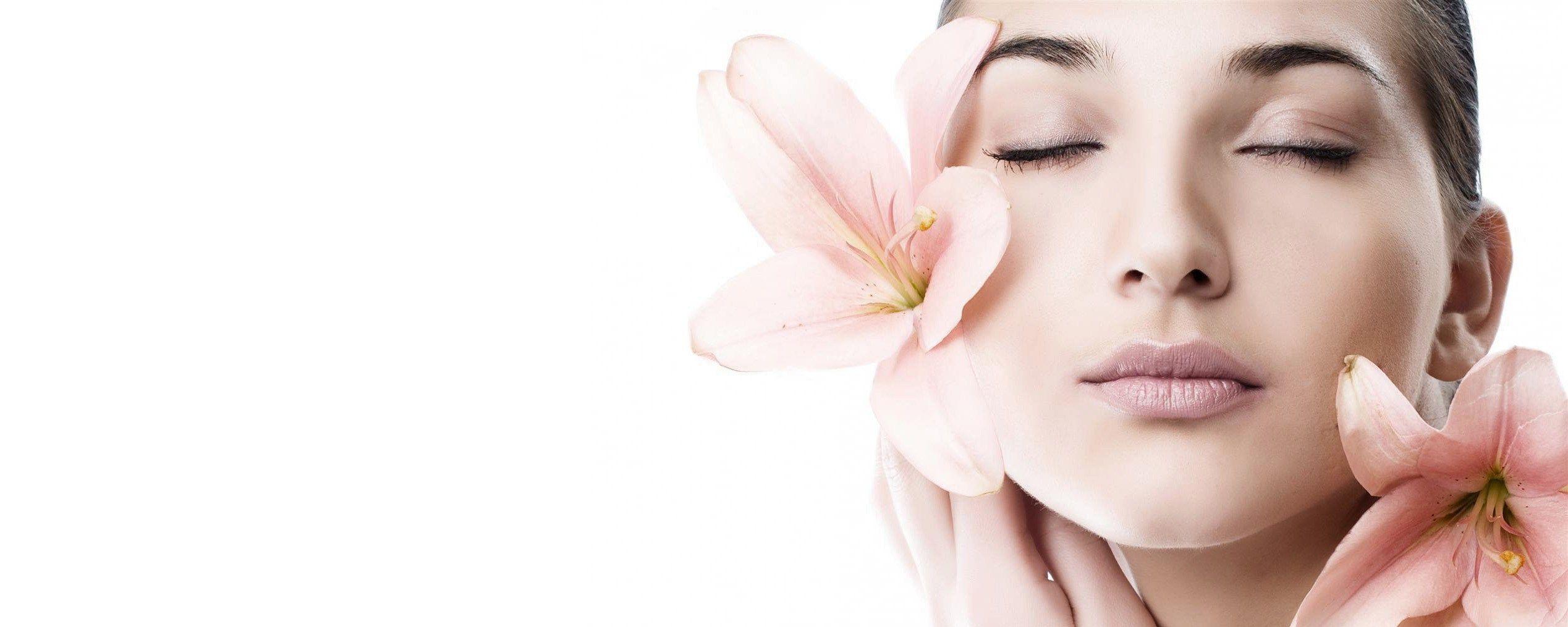 Herbal facial at home can speak