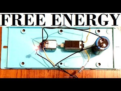 how to make self powered generator