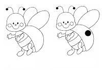 Peuterthema's: Kriebelbeestjes