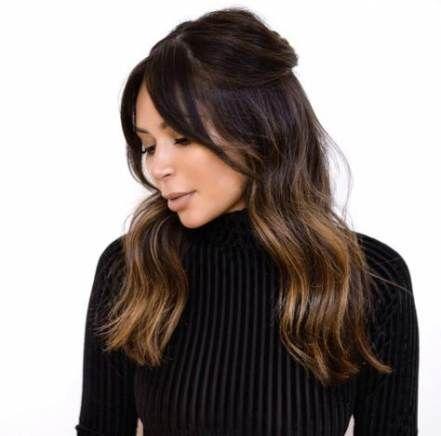 Haircut For Long Hair With Bangs Texture 60 Best Ideas Hair Haircut Side Bangs With Long
