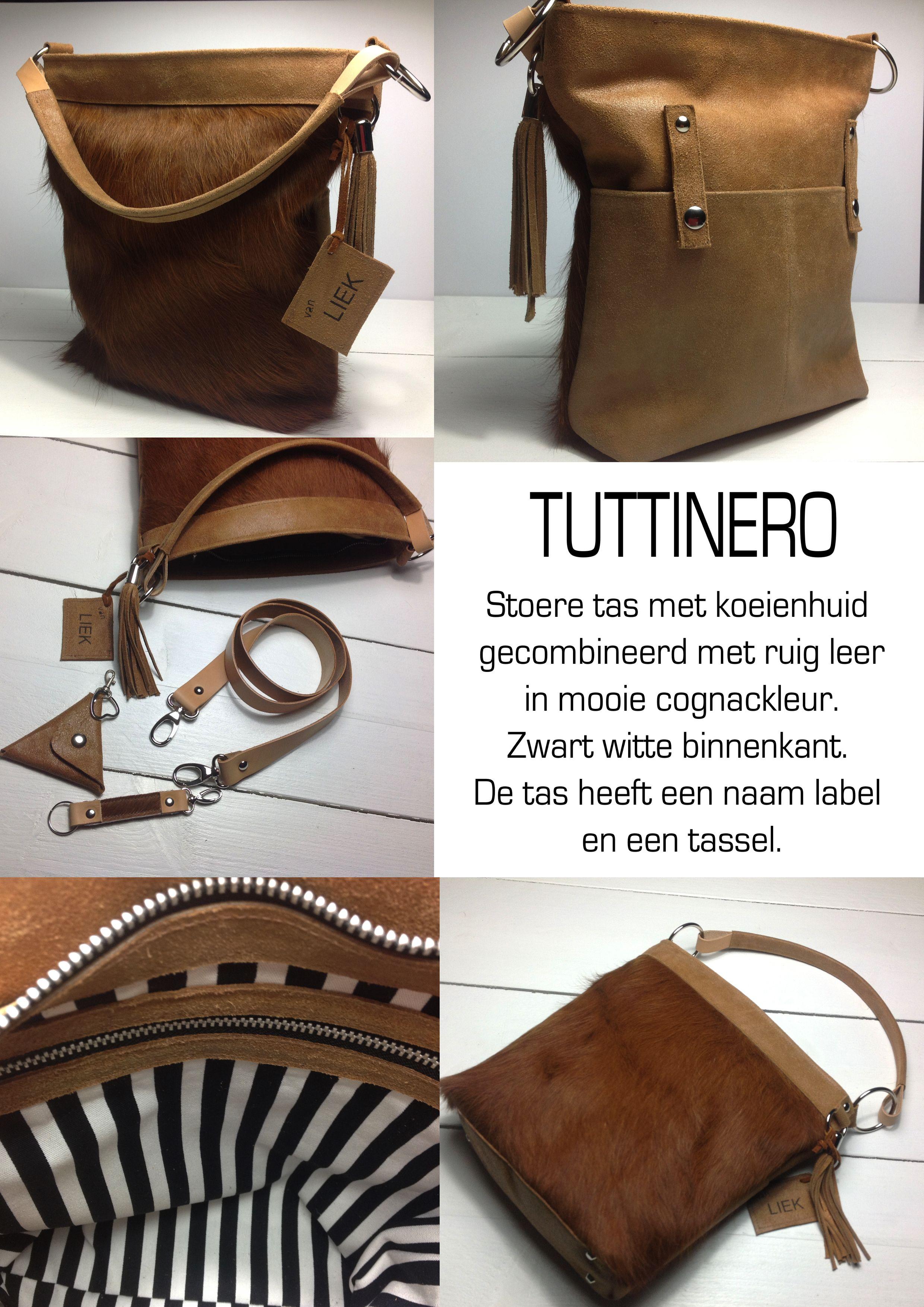 Leather TuttineroKoeienhuid In TasBagsamp; Label Stuff 2019 UVqSLpzMG