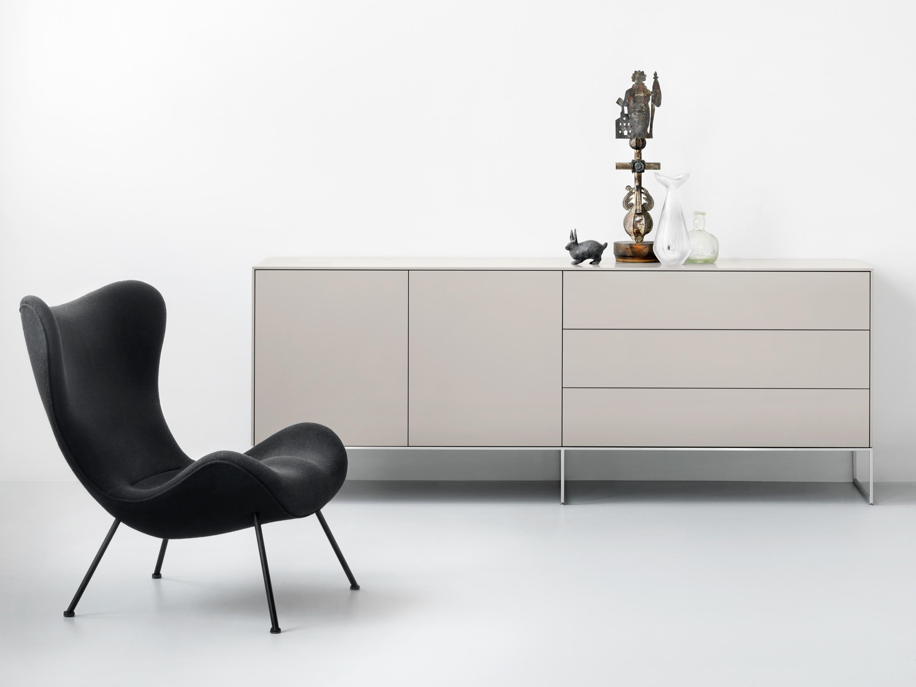 Dvd Regal Wohnzimmer Billig Highboard 110 Cm Breit Sideboard In 2019 Möbel