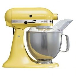 Buy Kitchen Aid Artisan Mixer Majestic Yellow From ECookshop! We Stock A  Large Of Cookware And Tableware Products All At Fantastic Prices!