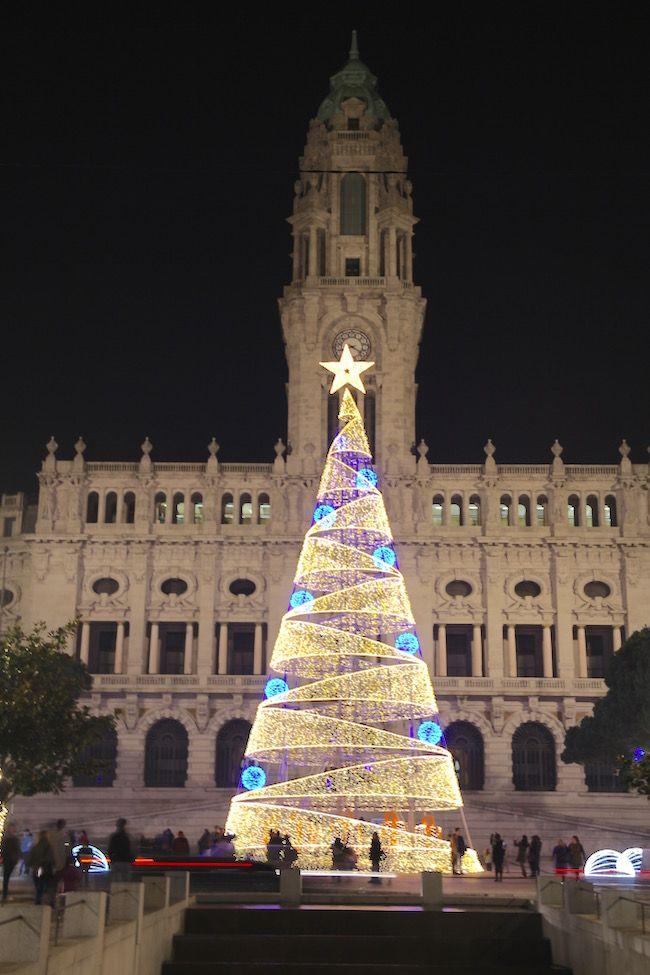 #VeraDantas #PortoEnvolto #Porto #Christmas
