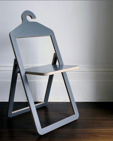 Chaise cintre par Philippe Malouin | Furniture design