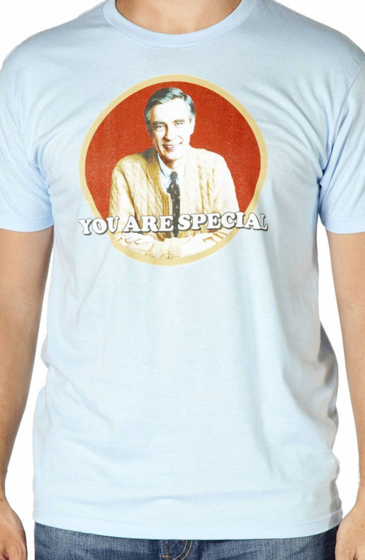 Mr Rogers You Are Special T Shirt Tv Shirts T Shirt Shirts