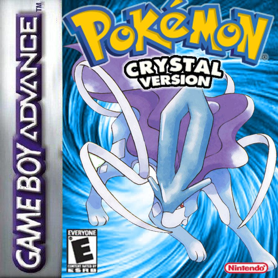 Pokemon Crystal version gba download gba4ios | Pokemon