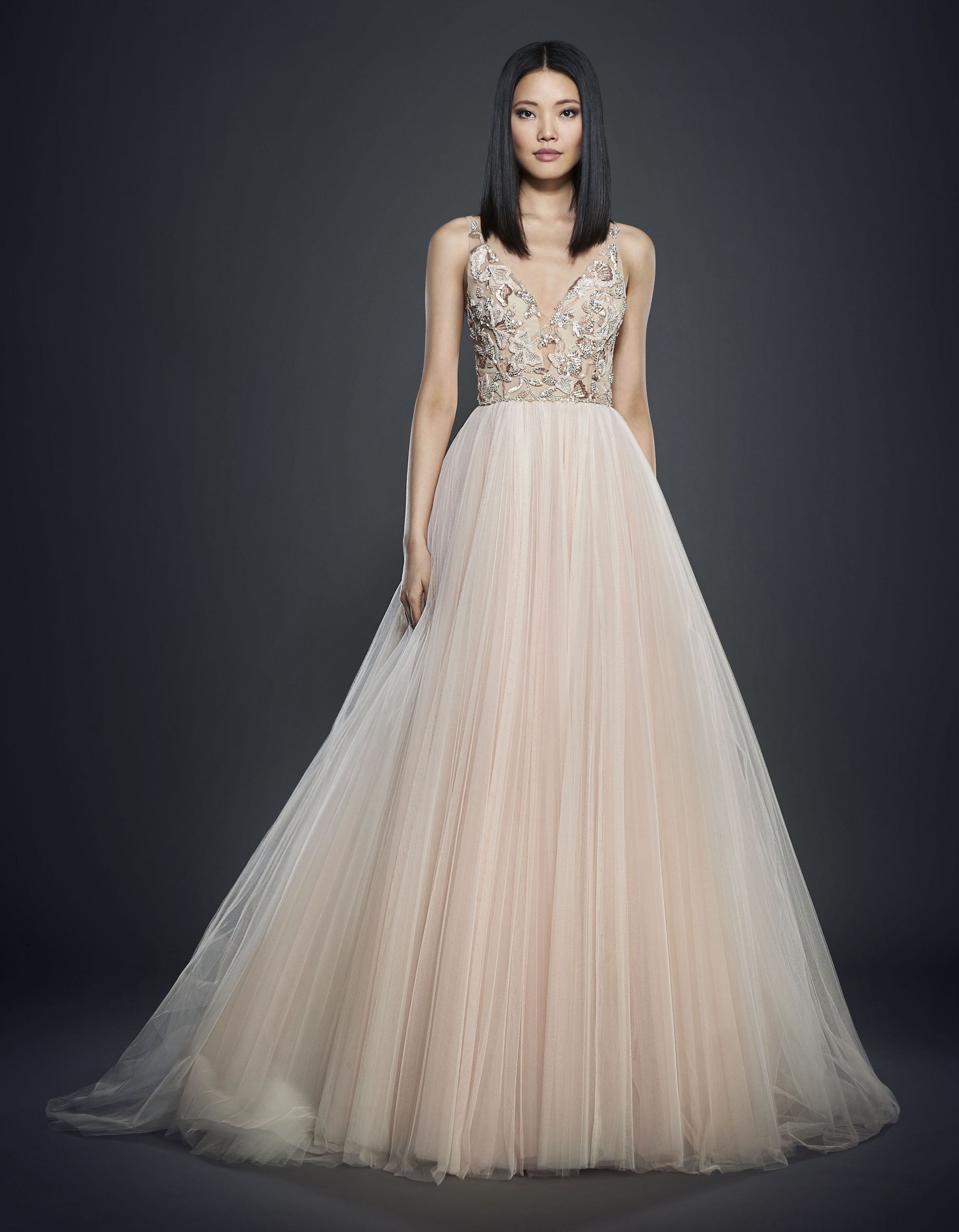 Lazaro wedding dress pinterest