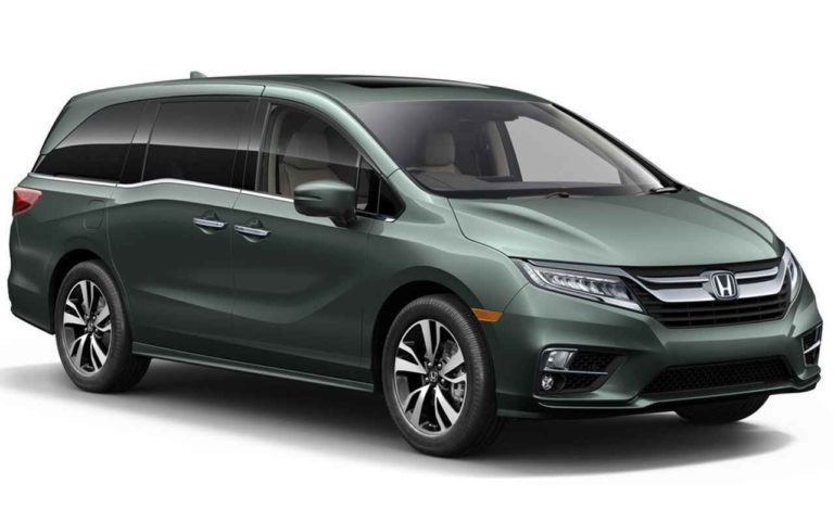 Honda Odyssey Colors >> The 2019 Honda Odyssey Colors Configurations Review Car