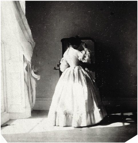 Clementineby Lady Hawarden Clementina (1822-65), 1864