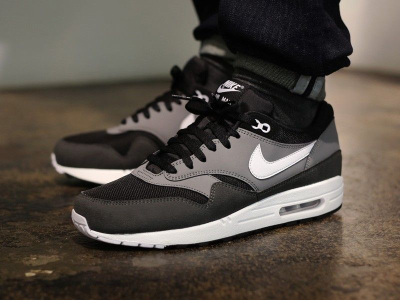 NIKE AIR MAX 1 PREMIUM JEWEL WOLF GREY FIRST LOOK NEW