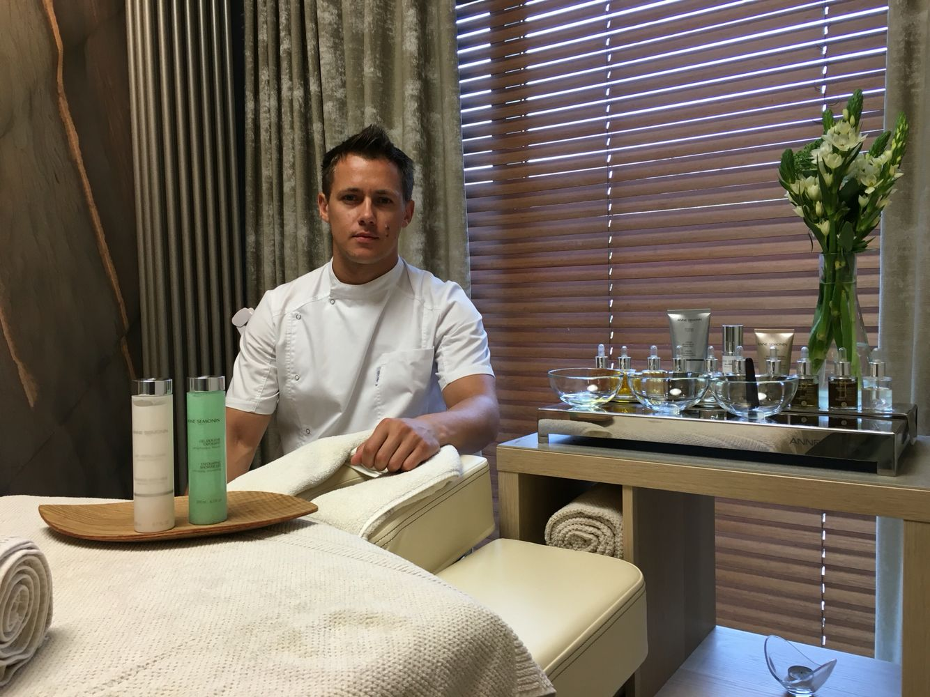 Massage & Spa Therapist
