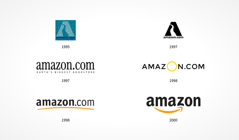 amazon's logo evolution Google Search (With images
